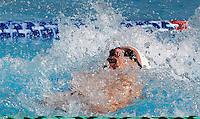 Il nuotatore francese Camille Lacourt al Trofeo Settecolli di nuoto al Foro Italico, Roma, 13 giugno 2013.<br /> French swimmer Camille Lacourt competes in the Sevenhills swimming trophy in Rome, 13 June 2013.<br /> UPDATE IMAGES PRESS/Isabella Bonotto