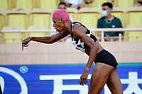 9th July 2021, Monaco, France; Diamond League Athletics, Herculis meeting, Monaco; Yulimar Rojas Venezuela womens long jump