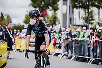 Tiesj Benoot (BEL/DSM)<br /> <br /> Stage 4 from Redon to Fougéres (150.4km)<br /> 108th Tour de France 2021 (2.UWT)<br /> <br /> ©kramon