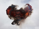 Untitled Explosion #2-3CN41, 2009