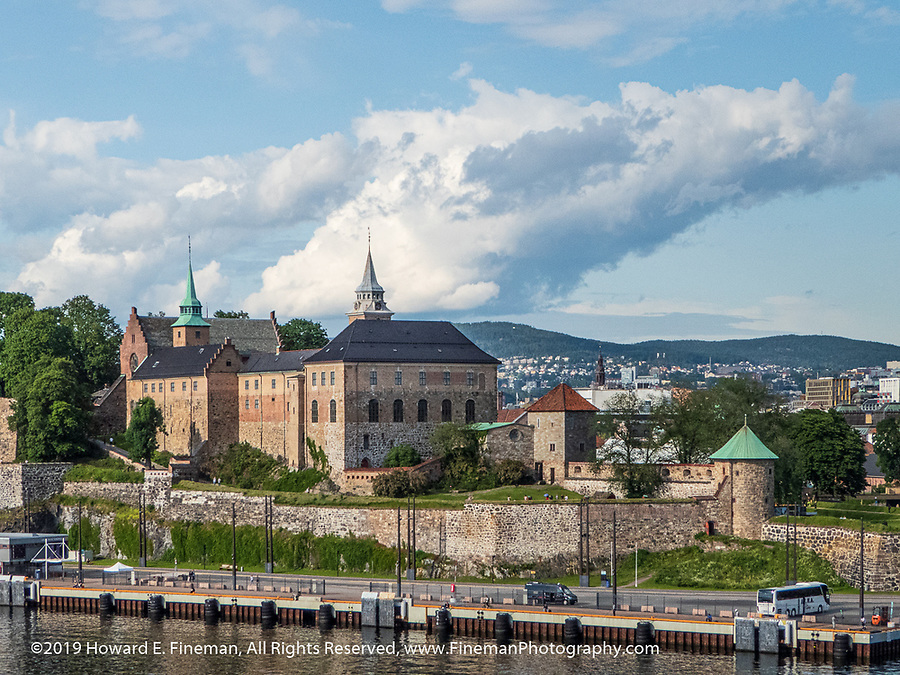 Oslo Fortress