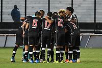 Rio de Janeiro (RJ), 21/03/2021  - Vasco-Botafogo - Jogadores do Vasco,durante partida contra o Botafogo,válida pela 4ª rodada da Taça Guanabara 2021,realizada no Estádio de São Januário,na zona norte do Rio de Janeiro,neste domingo (21).