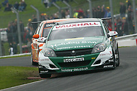 Round 3 of the 2006 British Touring Car Championship. #5 Tom Chilton (GBR). VX Racing. Vauxhall Astra Sport Hatch.