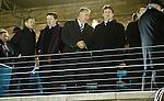 Rangers directors box at Station Park