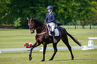 AUS-Lissa Green rides Diamond Sundance during the Dressage for the CCIO-S 4* Section D. 2021 GBR-Saracen Horse Feeds Houghton International Horse Trials. Hougton Hall. Norfolk. England. Friday 28 May 2021. Copyright Photo: Libby Law Photography