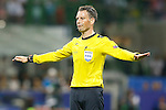 English referee Mark Clattenburg during UEFA Champions League 2015/2016 Final match.May 28,2016. (ALTERPHOTOS/Acero)