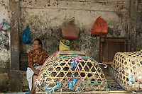 Denpasar Bali, Early morning Market