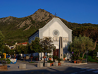 Kirche in Pomonte, Elba, Region Toskana, Provinz Livorno, Italien, Europa<br /> church in Pomonte, Elba, Region Tuscany, Province Livorno, Italy, Europe