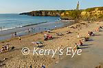 Ballybunion beach on Tuesday evening