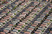 Housing Development aerial