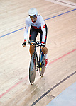 MILTON, ON, AUGUST 10, 2015. Cycling at the Velodrome. Canadian Nicole Clermont (C-5W)<br /> Photo: Dan Galbraith/Canadian Paralympic Committee