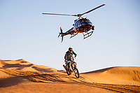 51 Cabrera Patrico (chl), KTM, Kawasaki Chile Cidef, Moto, Bike, action during Stage 11 of the Dakar 2020 between Shubaytah and Haradh, 744 km - SS 379 km, in Saudi Arabia, on January 16, 2020  <br /> Rally Dakar <br /> 16/01/2020 <br /> Photo DPPI / Panoramic / Insidefoto