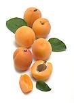 Apricots still life.