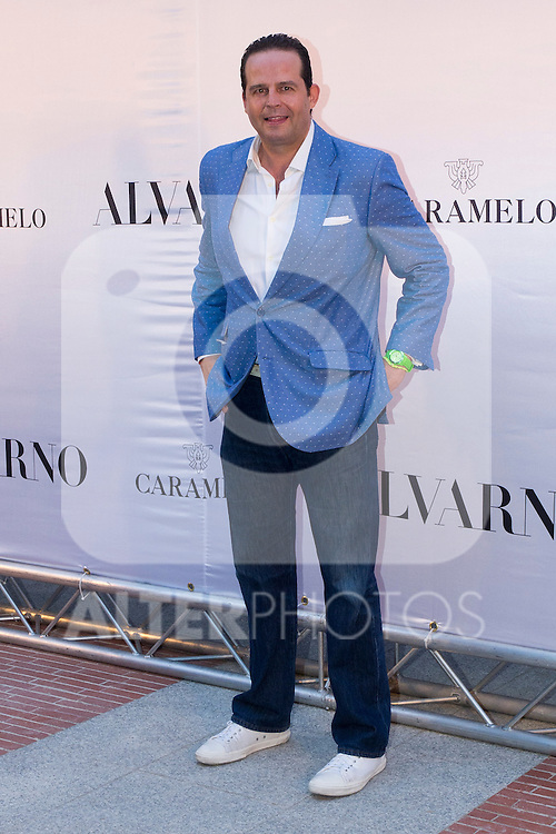 03.09.2012. Celebrities attending the Alvarno fashion show during the OFF Mercedes-Benz Fashion Week Madrid Spring/Summer 2013 at Museo Lazaro Galdiano.(Alterphotos/Marta Gonzalez)