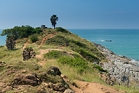 Natural trail on Promthep cape, Phuket, Thailand