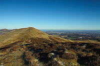 Turnhouse Hill, Glencorse and Edinburgh from Carnethy Hill, The Pentland Hills, Lothian<br /> <br /> Copyright www.scottishhorizons.co.uk/Keith Fergus 2011 All Rights Reserved