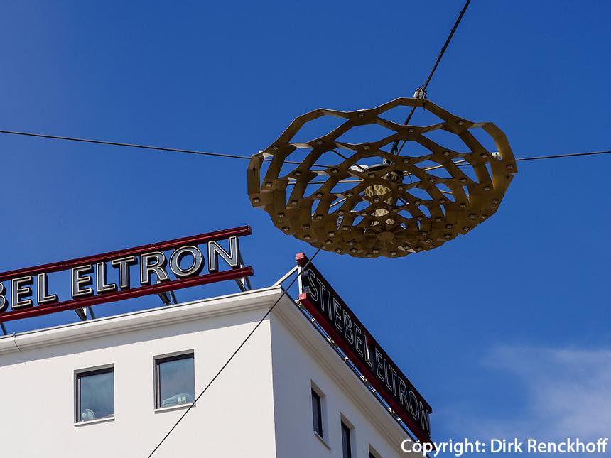 Kreuzung Kröpcke in Hannover, Niedersachsen, Deutschland, Europa<br /> Junction Kröpcke in Hanover, Lower Saxony, Germany, Europe