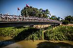 Maccabiah Bridge Memorial ceremony