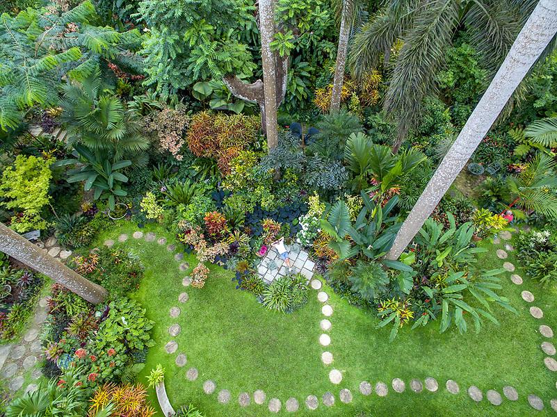 Huntes Gardens, Barbados
