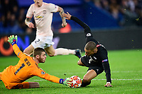 MBAPPE Kylian (PSG) vs David De Gea (Man Utd) <br /> Parigi 6-03-2019 <br /> Paris Saint Germain - Manchester United <br /> Champions League 2018/2019<br /> Foto JB Autissier / Panoramic / Insidefoto