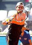 Simone Bolelli, Italy, during Madrid Open Tennis 2015 match.May, 7, 2015.(ALTERPHOTOS/Acero)