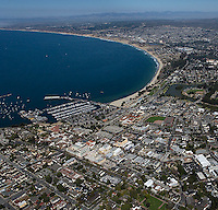 Monterey County California Aerial Photography
