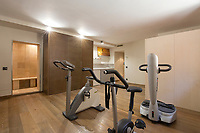 BNPS.co.uk (01202) 558833. <br /> Pic: Hamptons/BNPS<br /> <br /> Pictured: The gym.<br /> <br /> A stunning villa where Love Island was filmed is on the market for £5.94m.<br /> <br /> Fans of the show - where singletons live together and couple up to stay in the villa and win a cash prize - might recognise this beautiful home from the Australian spin-off.<br /> <br /> The elegant six-bedroom property, which has a pool and a vineyard, was used in the first series of the Australian version, filmed in 2018 but only aired in the UK last year.