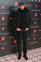 """Stani Coppet attend the Premiere of the movie """"Musaranas"""" in Madrid, Spain. December 17, 2014. (ALTERPHOTOS/Carlos Dafonte) /NortePhoto /NortePhoto.com"""