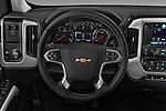 Car pictures of steering wheel view of a 2017 Chevrolet Silverado-3500HD LT-Crew-DRW 4 Door Pickup Steering Wheel