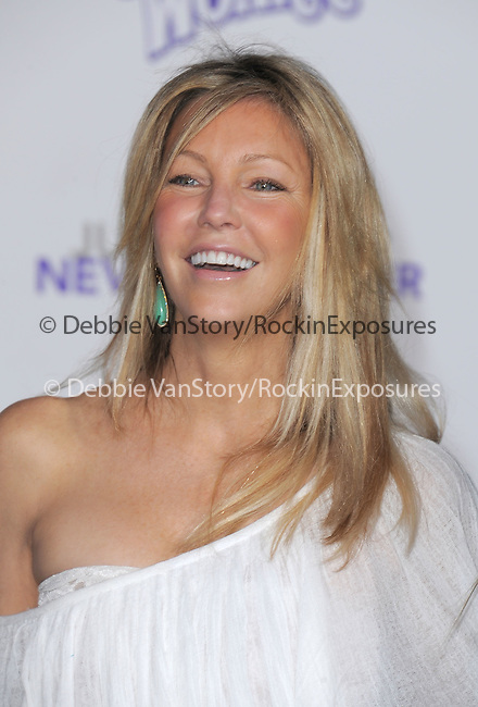 """Heather Locklear attends the Paramount Pictures' L.A. Premiere of """"JUSTIN BIEBER: NEVER SAY NEVER."""" held at The Nokia Theater Live in Los Angeles, California on February 08,2011                                                                               © 2010 DVS / Hollywood Press Agency"""