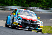 Race of Germany Nürburgring Nordschleife 2016 Free Training 1 WTCC 2016 #3 TC1 Sebastien Loeb Racing. Citroën C -Elysée WTCC Tom Chilton (GBR) © 2016 Musson/PSP. All Rights Reserved.