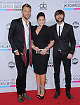 Lady Antebellum at The 2011 MTV Video Music Awards held at Staples Center in Los Angeles, California on September 06,2012                                                                   Copyright 2012  DVS / Hollywood Press Agency