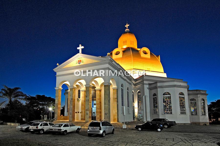 Catedral da cidade de São Carlos. São Paulo. 2008. Foto de Juca Martins.