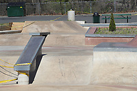 ALTERED STATE PHOTO ESSAY/ANDREW SHURTLEFF<br /> The skatepark is one of my parks and playgrounds that remain closed.<br /> <br /> Shut downs and stay-in-place orders, the most recent of which came from Gov. Ralph Northam Monday, have left Charlottesville dormant. Students have been sent home, many businesses have shut their doors and events have been canceled. In this photo essay, photographer Andrew Shurtleff has spent time capturing the effects of the pandemic and comparing the duality of the present with our social past.