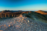 Allermuir Hill and Castlelaw from Caerketton, The Pentland Hills, The Pentland Hills Regional Park, Lothian