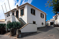 Portugal, Porto Santo, Rathaus 16. Jh. in Vila Baleira