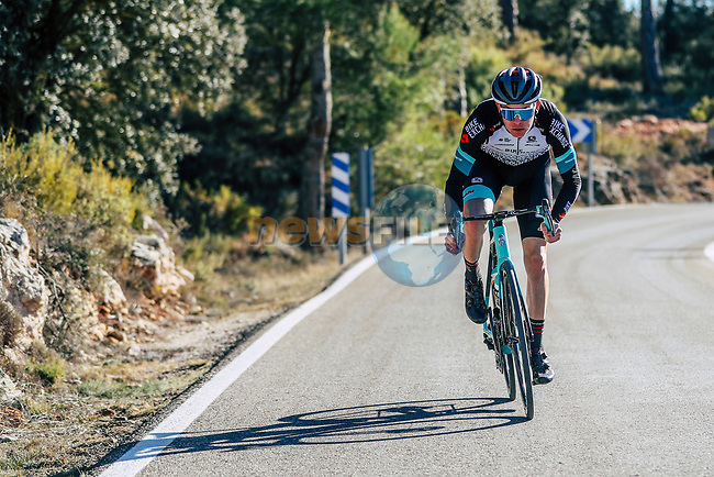 Nick Schultz (AUS) Team BikeExchange men's squad during their recent training camp in Calpe, Spain. 18th January 2021.<br /> Picture: Sara Cavallini/GreenEDGE Cycling   Cyclefile<br /> <br /> All photos usage must carry mandatory copyright credit (© Cyclefile   Sara Cavallini/GreenEDGE Cycling)