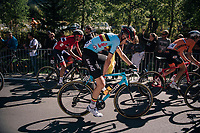 Tim Wellens (BEL/Lotto-Soudal) in the feedzone<br /> <br /> MEN ELITE ROAD RACE<br /> Kufstein to Innsbruck: 258.5 km<br /> <br /> UCI 2018 Road World Championships<br /> Innsbruck - Tirol / Austria
