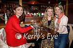 Lisa O'Connor, Angela and Rosie Griffin enjoying the evening in the Fiddler on Saturday.