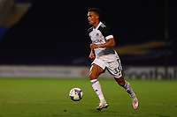 16th September 2020; Portman Road, Ipswich, Suffolk, England, English Football League Cup, Carabao Cup, Ipswich Town versus Fulham; Antonee Robinson of Fulham breaks forward on the ball