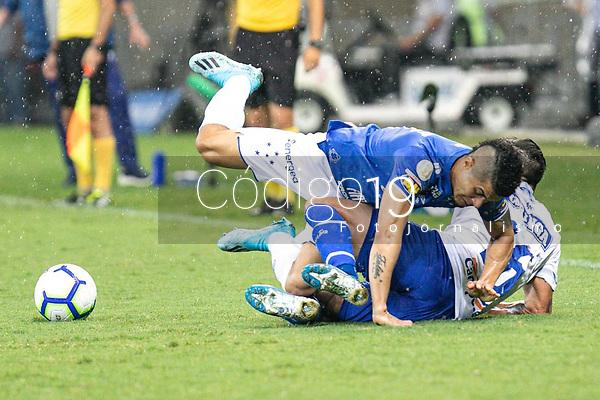 Belo Horizonte (MG), 28/11/2019 - Cruzeiro-CSA - Egidio - Partida entre Cruzeiro e  CSA válida pela 35a rodada do Campeonato Brasileiro no Estadio Mineirão em Belo Horizonte nesta quinta feira (28)