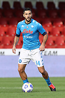 Kostantinos Manolas of SSC Napoli<br /> during the Serie A football match between Benevento Calcio and SSC Napoli at stadio Ciro Vigorito in Benevento (Italy), October 25th, 2020. <br /> Photo Cesare Purini / Insidefoto