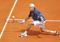 5-6-06,France, Paris, Tennis , Roland Garros, Ramirez Hidalgo