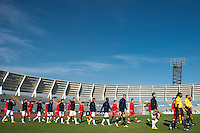 U20 WCQ USA vs Canada, Tuesday, February 26, 2013