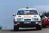 Didier AURIOL (FRA)-Bernard OCCELLI (FRA), FORD Sierra RS Cosworth #8, TOUR DE CORSE 1988