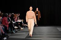 Exposure: Massey Fashion Show 2020 at Dominion Museum Building, Wellington, New Zealand on Saturday 14 November 2020. <br /> Photo by Masanori Udagawa. <br /> www.photowellington.photoshelter.com