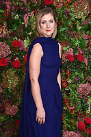 Ella Hickson<br /> arriving for the 2018 Evening Standard Theatre Awards at the Theatre Royal Drury Lane, London<br /> <br /> ©Ash Knotek  D3460  18/11/2018