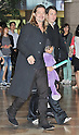 Brad Pitt leaves South Korea