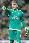 Real Madrid's Keylor Navas during La Liga match. March 20,2016. (ALTERPHOTOS/Acero)