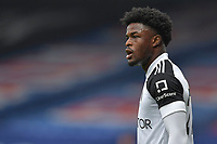 Josh Maja of Fulham during the Premier League behind closed doors match between Crystal Palace and Fulham at Selhurst Park, London, England on 28 February 2021. Photo by Vince Mignott / PRiME Media Images.